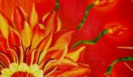 ELISHEVA Panel 1  |  40 x 30 Inches  |  Acrylic on Canvas