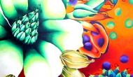 MALABAR |  48 x 36 Inches  |  Acrylic on Canvas