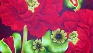 CARDINAL  |  36 x 36 Inches  |  Acrylic on Canvas